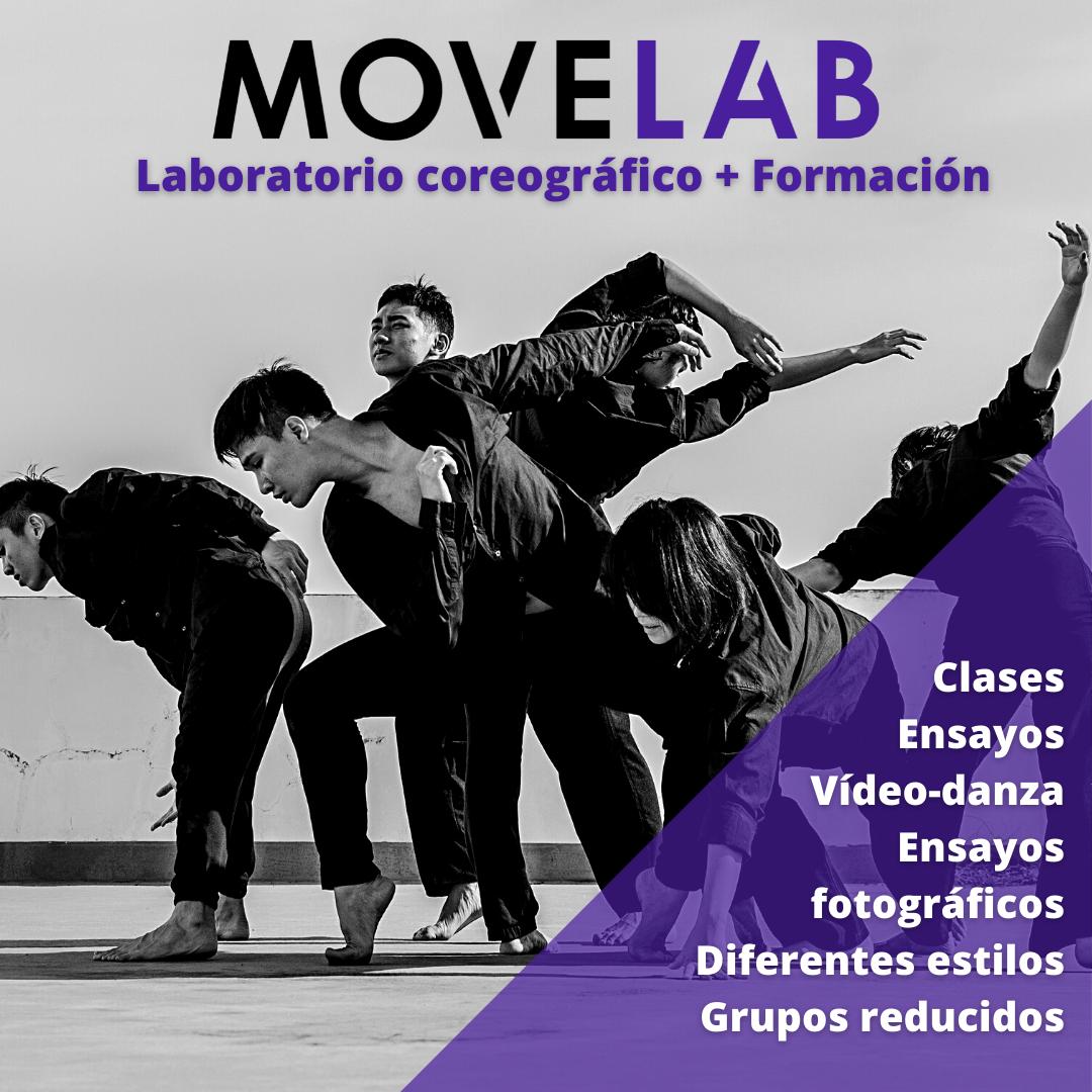 MoveLAB formación octubre/noviembre